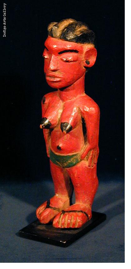 Baule Spirit Figure
