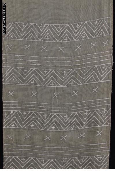 Bogolanfini - Mud-cloth scarf