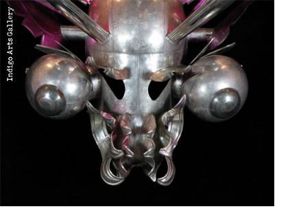Bolivian Devil mask