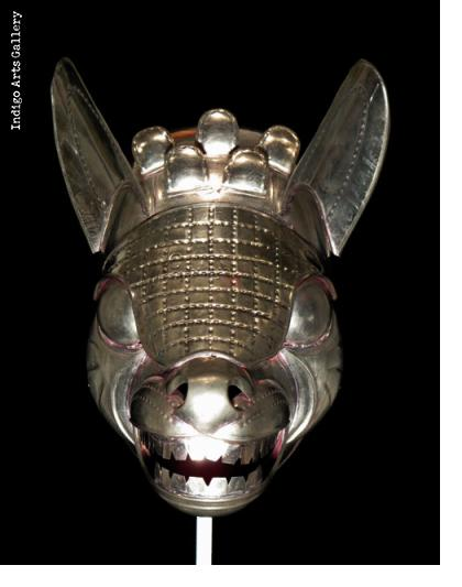 Bolivian Mask Artist