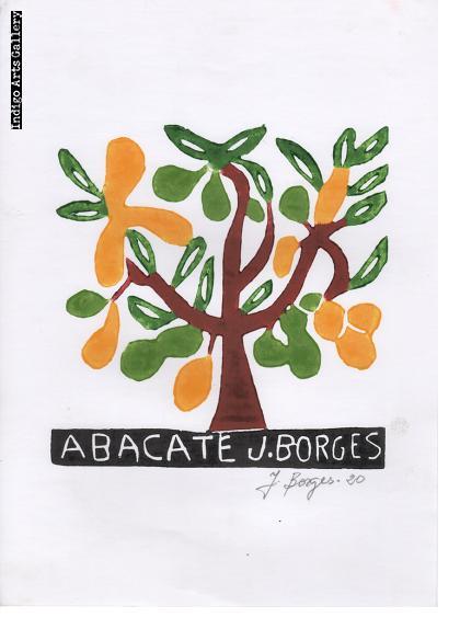Abacate (2020) - José Francisco Borges