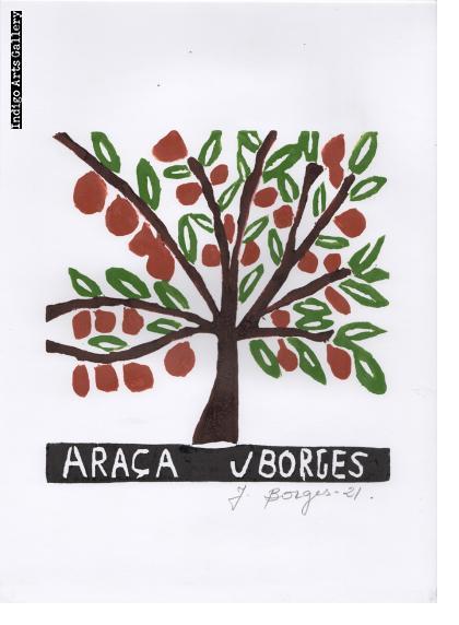José Francisco Borges - Araca (2021)