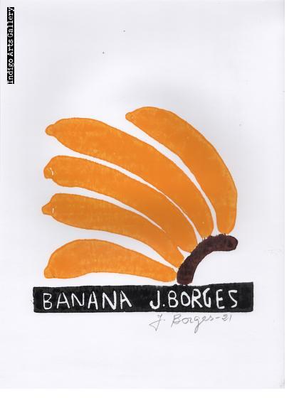 Banana (2021) - José Francisco Borges