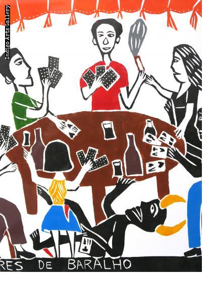 Os Jogadores de Baralho (The Card Players)