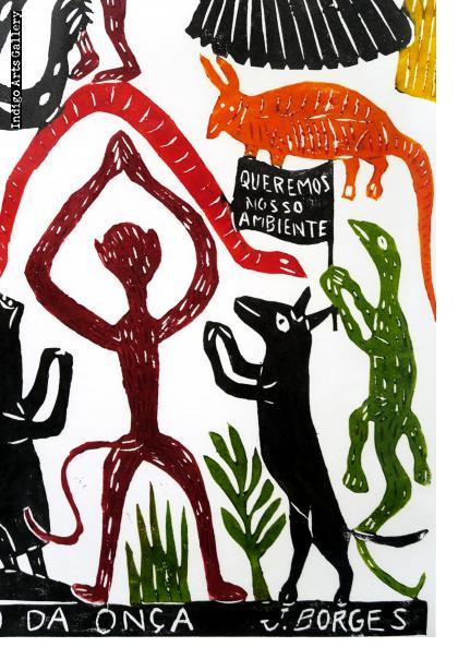 O Discurso da Onca (The Jaguar's Speech)