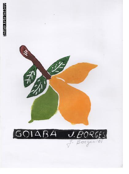 Goiaba  - José Francisco Borges