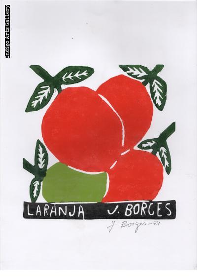 Laranja - José Francisco Borges