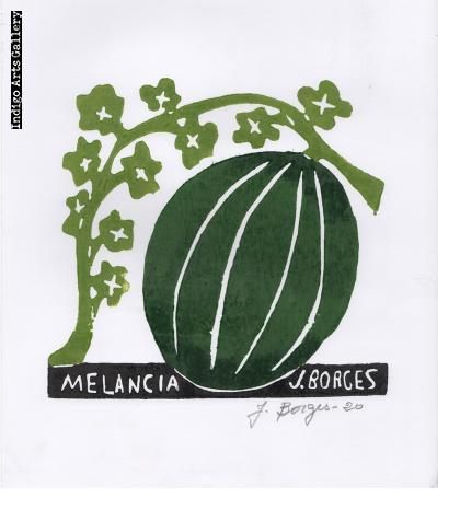 Melancia (2020)  - José Francisco Borges