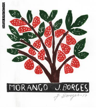 José Francisco Borges - Morango (2017)