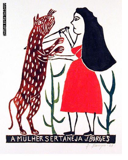 A Mulher Sertaneja