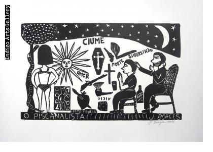O Psicanalista (2020) - José Francisco Borges