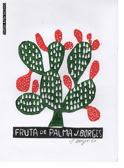 Fruta de Palma (2020)  - José Francisco Borges