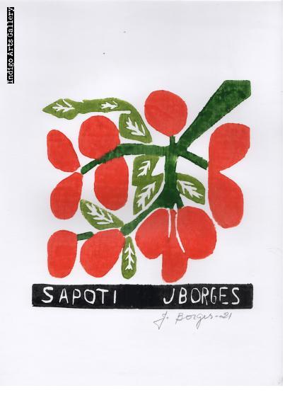 Sapoti (2021) - José Francisco Borges