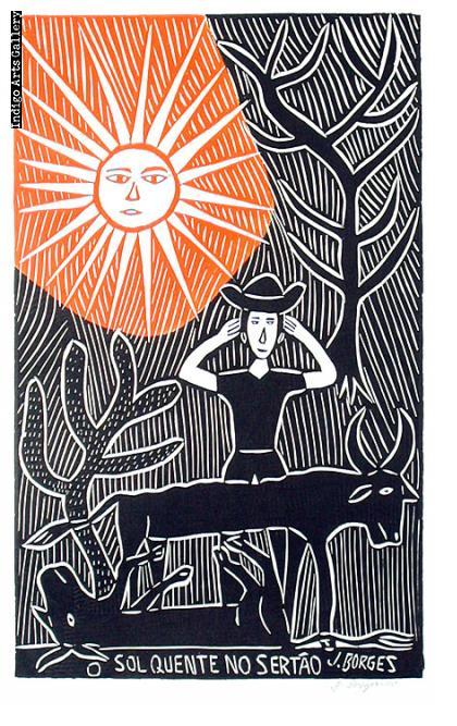 O Sol Quente No Sertao - José Francisco Borges