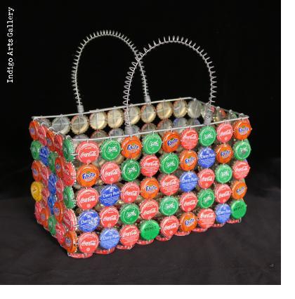 Bottle-cap Tote-Bag