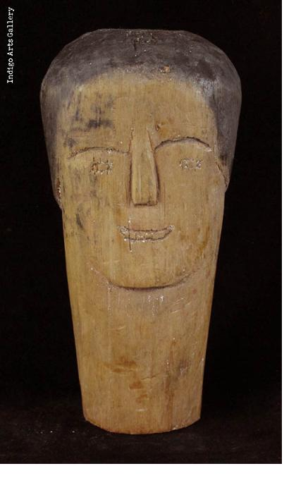 Milagre Ex-voto Head (#bxv-101)