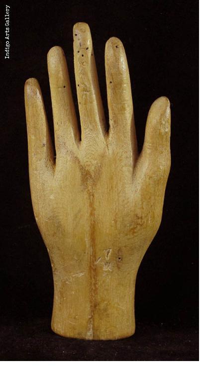 Milagre Ex-voto Hand (#bxv-105)