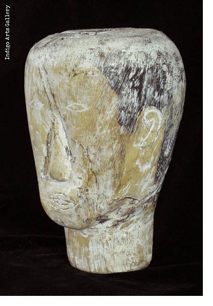 Milagre Ex-voto Head (#bxv-107)
