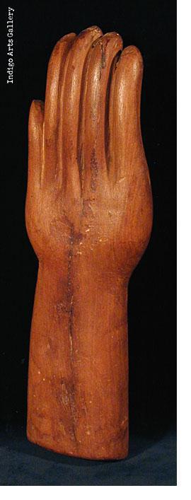 Milagre ex-voto hand (#bxv-35)