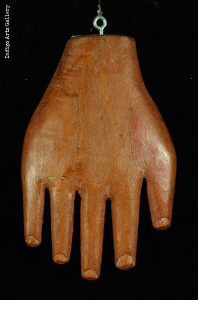 Milagre ex-voto hand (#bxv-55)