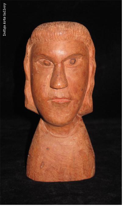 Milagre ex-voto head (#bxv-97)