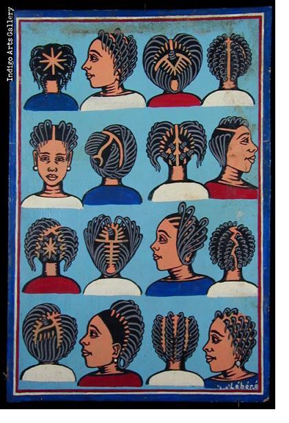 Hair Sign (#bs244) by Lebene