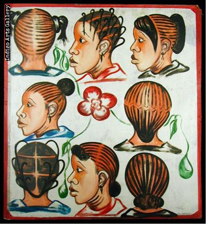 Hairdresser's Sign