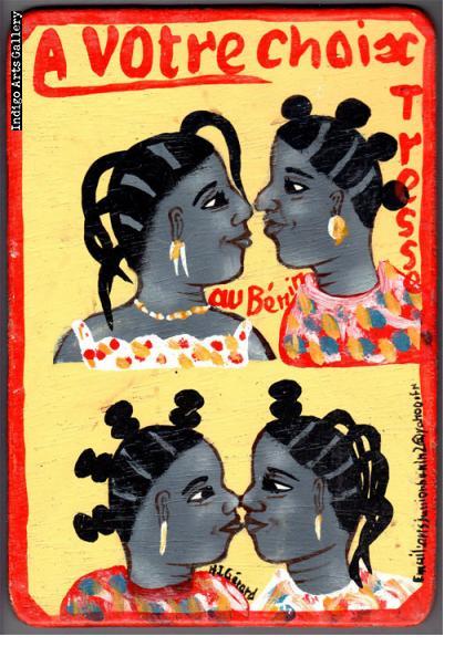 A Votre Choix Tresse - Hair Sign