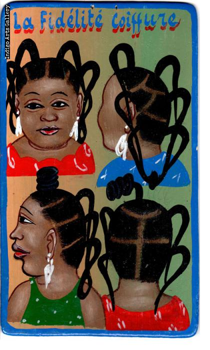 La Fidelité Coiffure - Hair Sign