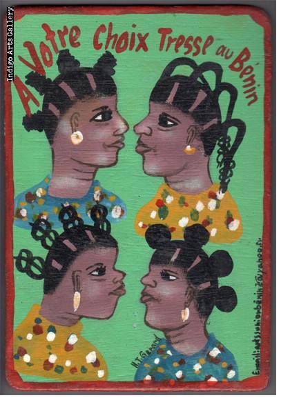 A Votre Choix Tresse au Benin - Hair Sign