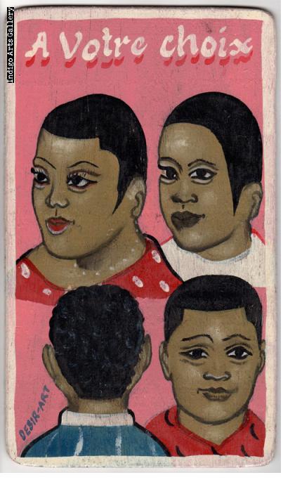 A Votre Choix - Mini Hair Sign