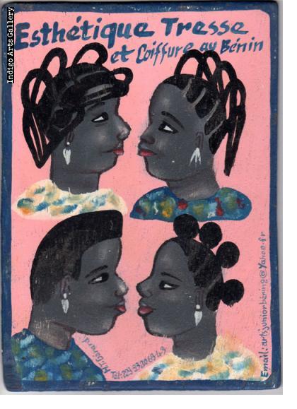 Esthetique Tresse et Coiffure au Benin - Hair Sign