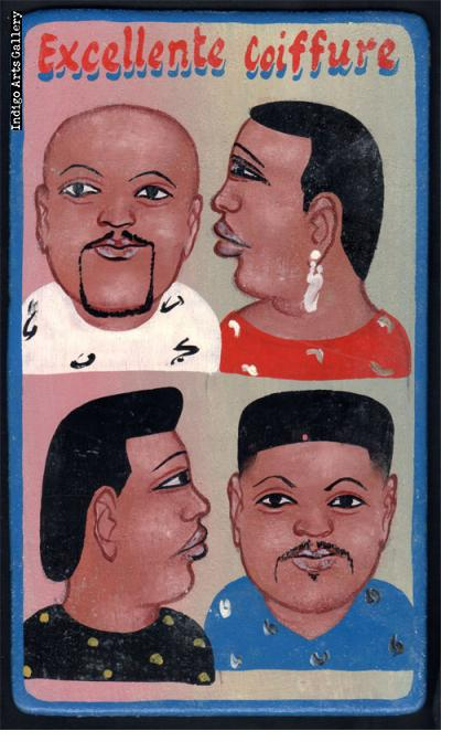 Excellente Coiffure - Tresse - Hair Sign
