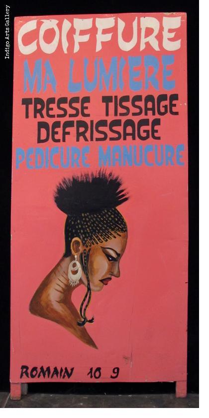 COIFFURE MA LUMIERE - TRESSE TISSAGE DEFRISSAGE - Hair Sign