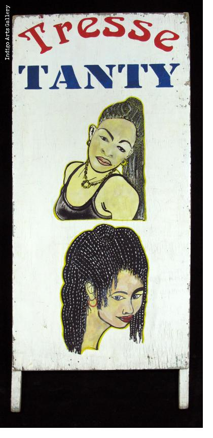 Tresse TANTY - Hair Sign (Panel 1)