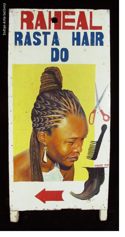 RAHEAL RASTA HAIR DO - Hair Sign