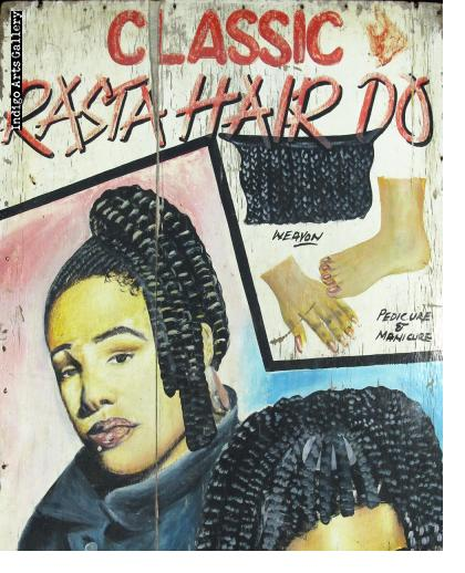 CLASSIC RASTA HAIR DO - Hair Sign
