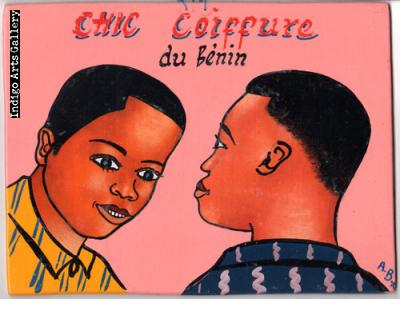 Chic Coiffure du Benin - Hair Sign