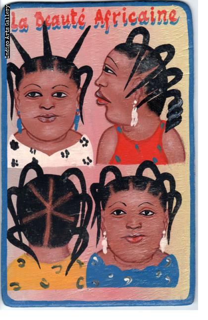 La Beauté Africaine - Hair Sign