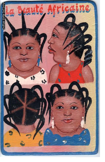 La Beauté Africaine - Hair Sign