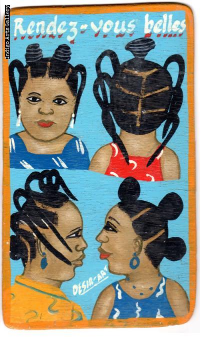 Rendez-vous Belles - Hair Sign
