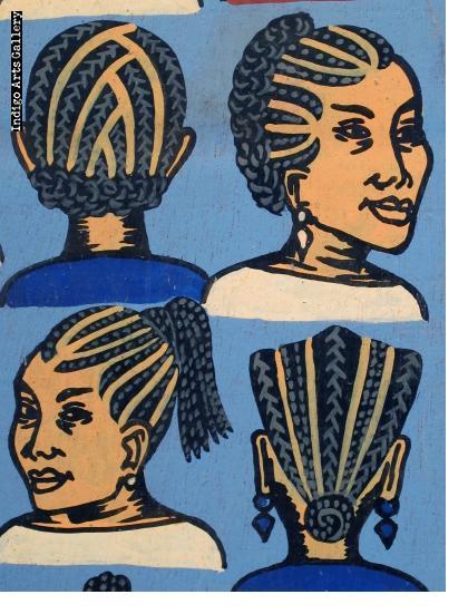 Hairdresser's Signboard