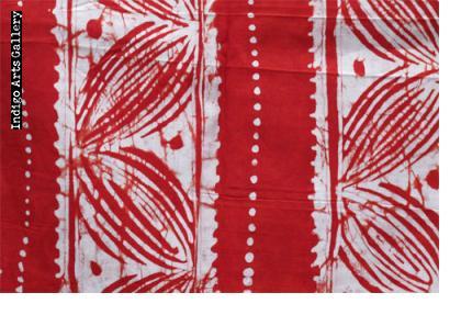 Yoruba Batik Cloth