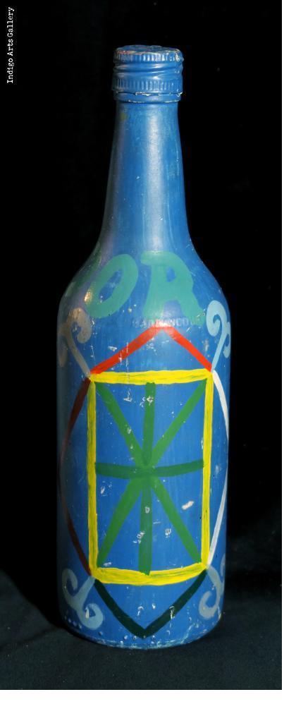 Papa Zaka - Vodou Bottle