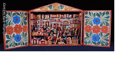 The Retablo Shop - Eleudora Jimenez