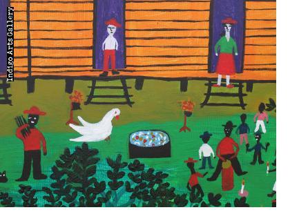 El Bembe de Los Haitianos