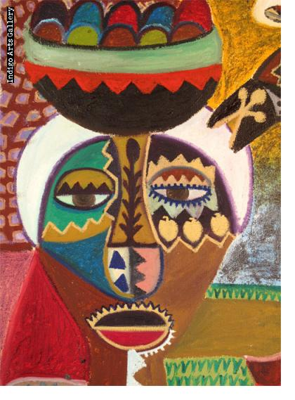 "From the Market Kamau ""Cartoon"" Joseph"