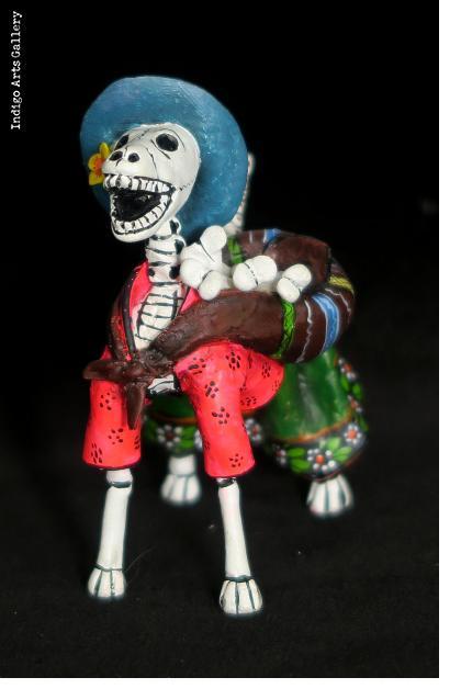 Bone Vendor Dog of the Dead