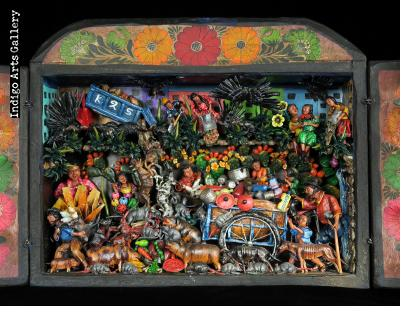 How the Other Half Live - Retablo