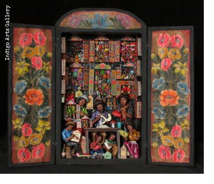 Retablo Shop - Retablo (version 7)